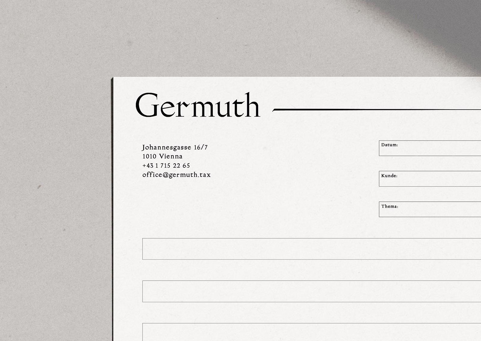 Germuth_Block Detail